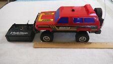 Vintage Shinsei Mountain Man 2Wd/ 4Wd Turbo Chevy Blazer Rare Red Works Great