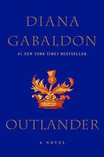 Diana Gabaldon Outlander, Book 1, Trade Hardcover Edition Later Print Near Fine
