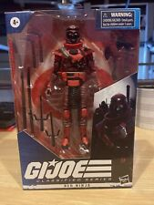 "2020 GI JOE Classified Series 6"" RED NINJA"