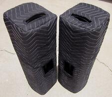 TURBOSOUND iNSPIRE iP300 Premium Custom Padded Cover - BLACK!  Qty - 1 Single