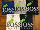 Men's Hugo Boss Polo Tshirts Crew Neck Short Sleeve