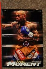 """BOXING LUIS COLLAZO LARGE 7"""" X 5"""" FULL COLOR TRADING CARD COLLECTIBLE"""