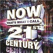 Various Artists - Now That's What I Call 21st Century (2014) . NEW . FREE P&P