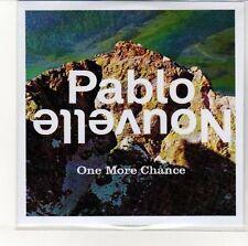 (EN259) Pablo Nouvelle, One More Chance - DJ CD