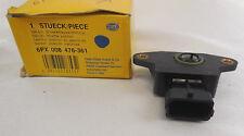 Hella Sensor Drosselklappenstellung 008 476-361