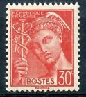 STAMP / TIMBRE DE FRANCE NEUF LUXE N° 412 ** TYPE MERCURE