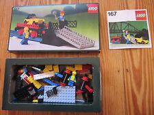 LEGO Ferrovia ALT 4,5v/12v Set 167 BDA OVP