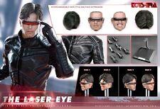 Toys Era 1/6 Cyclops The Lazer Eye Figure full set X-MEN James Marsden Light-on