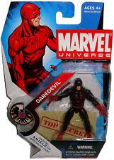 Marvel Universe Daredevil Action Figure MOC #008 S.H.I.E.L.D. Dark Variant RARE!
