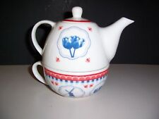Tea for One Stacking Tea Pot Holland Dutch Design