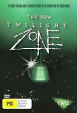 THE NEW TWILIGHT ZONE - SEASON 2 (3 DVD SET - SLIPCASE) BRAND NEW!!! SEALED!!!