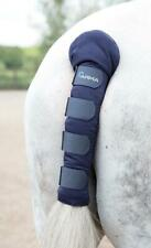 Shires Arma Padded Horse Tail Guard in Navy one size