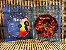 The Incredibles (2-Disc Blu-ray, 2018)Disney/Pixar/Brad Bird/Samuel L. Jackson
