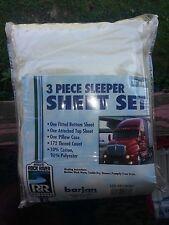 "Barjan Rock River 3 pc Sleeper Sheet Set 53"" x 80"""