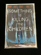 Something is Killing the Children #1 First Print
