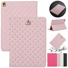 For iPad 10.2 7th Gen Air 3rd 9.7 2018 6th Mini Smart Leather Flip Case Cover