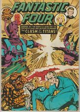 Australian Comic: Fantastic Four 212-213 Yaffa 1979 Stan Lee & Jack Kirby
