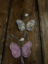 Maileg Butterfly Decoration x 2