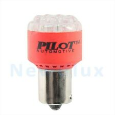 RED LED LIGHT BULB 1156 REPLACEMENT for BRAKE TAIL CORNER TURN SIGNAL LAMP