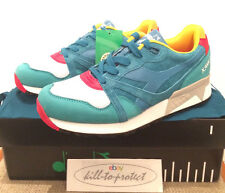 DIADORA x HANON N.9000 Saturday Special II Sz US8 UK7.5 Castellers Ronnie 2014