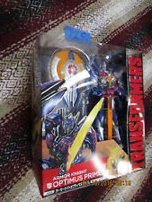 Y25 Transformer Movie Lot ARMOR KNIGHT OPTIMUS PRIME AD 31 Leader Class Advanced