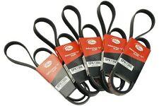 GATES Micro-V multi-ribbed Aderente Cintura FORD FOCUS 1.8 02/08-09 / 12 6pk1249sf