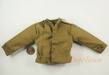 1:6 Action Figure WW2 US Army 3rd Infantry Division Jacket Shirt Uniform DA195