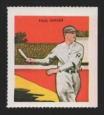 1977 DOVER REPRINT – 1933 TATTOO ORBIT #58 PAUL WANER – NM-MT (8)