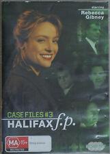 HALIFAX f.p. Rebecca Gibney DVD