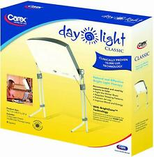 Carex Day-Light Classic Bright Light Therapy Lamp, Clinical Sun Lamp Mood Light