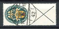 Deutsches Reich Zusammendruck MiNr. S 54 gestempelt (MA728
