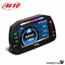 """Strumentazione AIM MXS 1.2 Strada display 5""""+icone stradali+cavo OBD (CAN+K)"""