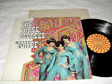 "Three Degrees, The ""Maybe"" 1970 R&B/Soul LP, Nice NM-!/ UNPLAYED!, Orig Press"