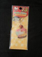New listing Brand New Japan Hello Kitty Nagoya Key Chain Cell Phone Strap Usa Seller