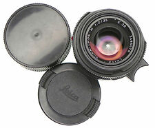 "Leica 35mm f2 Summicron-M 4th version ""Germany"" #3485678"