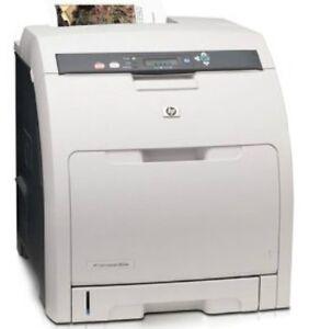 HP Colour LaserJet 3800dn 3800 Duplex & Network Ready A4 Laser No Toners
