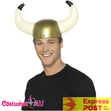 Roman Viking Helmet Horns Medieval Gladiator Armour Warrior Costume Accessories