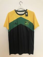 BNWT Jamaica Football Training Shirt Adult Size Small
