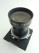 Fujinon (Fuji) T 400mm / f 8.0 lens, Copal shutter, Toyo lens board (B/N.691070)