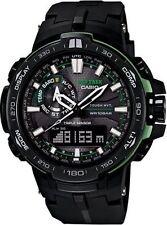 Casio Men's Protrek MB Ana-Digital Smart Triple Sensor Solar Watch PRW6000Y-1A
