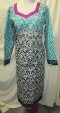 beautiful semi cotton salwar kameez size 44