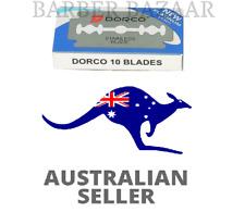 Dorco Stainless Double Edge Razor Blades | AUS SELLER