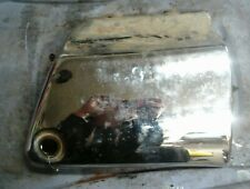 2001 Suzuki Intruder VL 1500 Left Side Tool Holder Cover