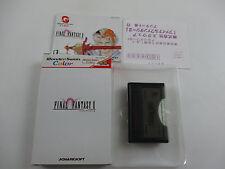Final Fantasy 2 Wonderswan Japan Ver WS Color