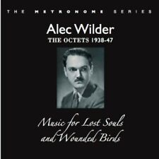 Alec Wilder, Wilder - Music for Lost Souls & Wounded Birds [New CD] Digipack