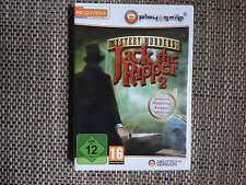 Jack The Ripper 2 - Mystery Murders (PC, 2011, DVD-Box)