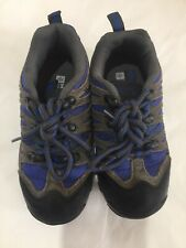 Kids walking shoes infant 11 blue cannonball mountain warehouse hiking camping