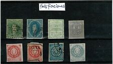 V180 Argentina early forgeries/reprints on card FALSIFICACIONES (8)