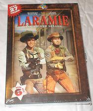 Laramie: The Complete Second Season 2 Two - NEW SEALED DVD Box Set