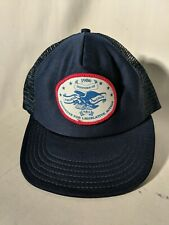 Vintage NRA Snapback Hat 1986 Defender of Firearm Freedom Patch